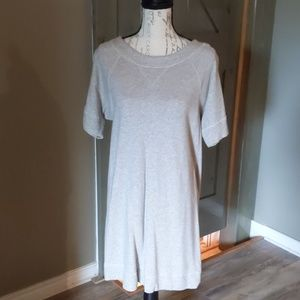 J Crew sweatshirt dress